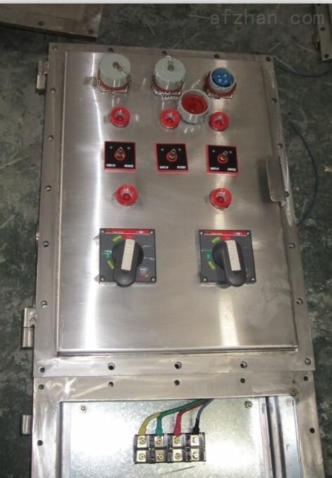BXC系列防爆检修电源插座箱