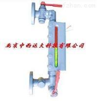 M388560双色水位计 型号:JS52-B49X2.5-440mm