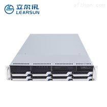 立尔讯厂家直销2U双路机架服务器主机