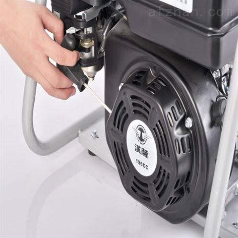 汉萨3寸汽油消防排水自吸泵