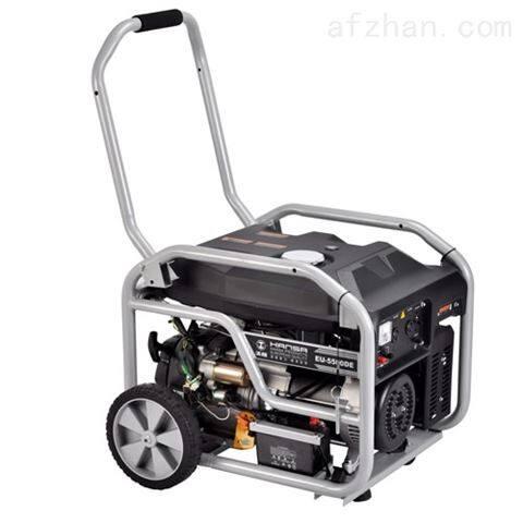 进口5KW汽油静音220V发电机
