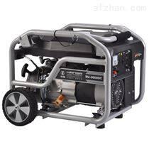 3KW进口静音汽油便携发电机