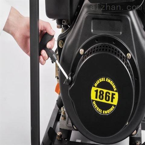 进口4寸柴油排污消防自吸泵