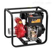 100口径高扬程4寸柴油消防泵