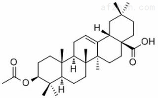 3-O-乙酰齐墩果酸乙酸酐