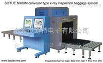 行李檢查系統包裹檢查x光機特點