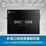千视电子_DC230高清视频解码器 厂家直销