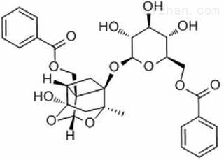 苯甲酰芍药苷
