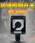BZM8050防爆防腐照明开关工程塑料分合开关