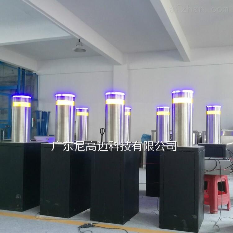 LED警示灯全自动液压一体升降柱