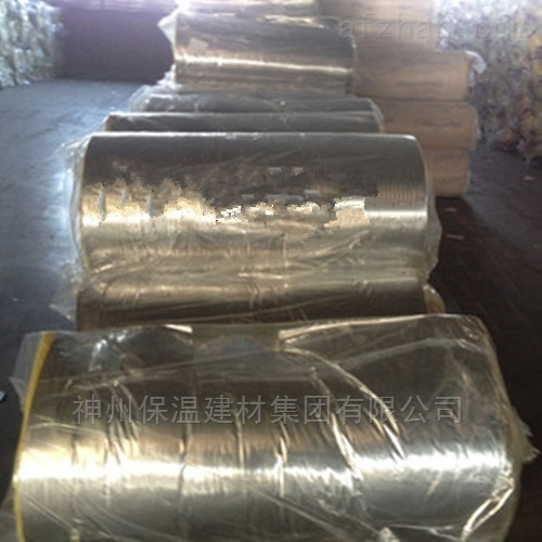 大棚屋顶保温 彩钢钢结构厂房玻璃棉毡