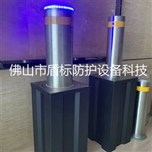 DB广州伸降隔离路桩 防恐隐形路障升降柱厂家