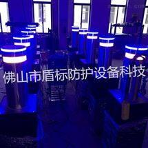 DB-SJ219厂家供应阻车路障柱、浙江防恐防撞升降桩