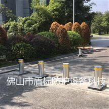 DB-SJ219广州公园景区挡车桩 电动液压升降柱