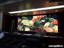 能播放PPT文件視頻會議室P2.0高清LED電子屏