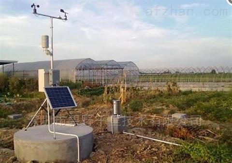 无线传输气象全自动在线监测系统,气象站