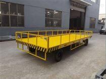 3T帶護欄式平板拖車 3T掛車帶護車平板車