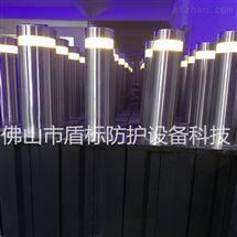 DB-SJ219山东自动防撞柱路障一体式液压升降柱厂家