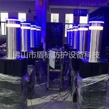 DB-SJ168不锈钢伸缩柱厂家直销一体式机电升降柱路桩