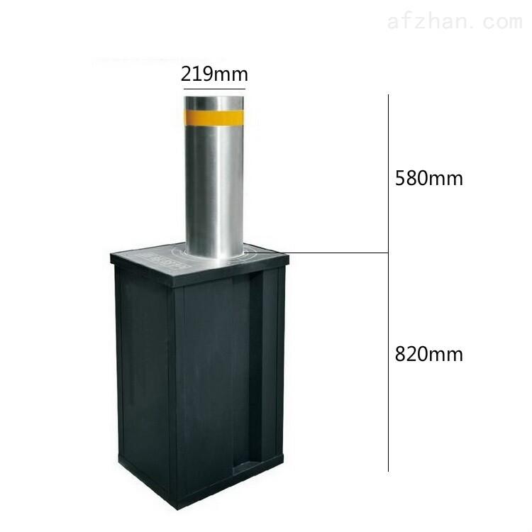 液压防撞防暴升降式自动升降柱
