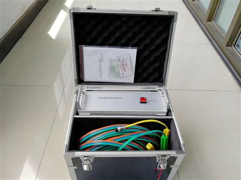 变压器绕组变形测试仪工作准则