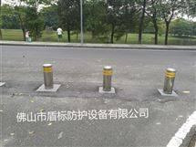 DB甘肃电子感应阻车升降路桩机电一体式升降柱