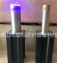 DB广东电动遥控升降地柱 隐形防撞伸缩拦车桩
