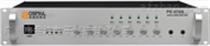 6分区合并式广播功放(500W)