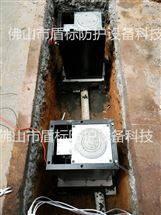 DB银行安装加强型液压全自动升降柱防恐路障