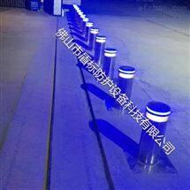 DB天津学校大门全自动升降阻车防撞路桩