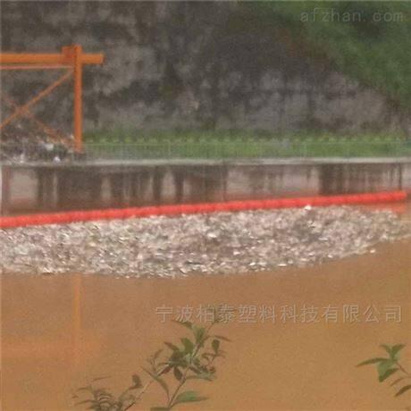 水电站做一道拦污排浮筒造价预算