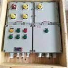 粉塵防爆動力配電箱BXD51-4回路帶總開
