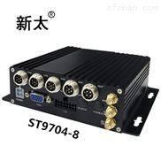 4/8路1080P TF双卡车载DVR产品规格