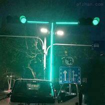 发光带红绿灯及灯杆灯带 信号灯灯带