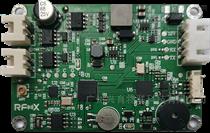 2.4G有源RFID遠距離讀卡模塊