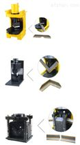 多功能液壓角鋼加工機