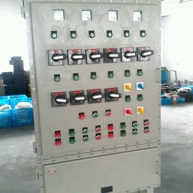消防泵防爆控制柜