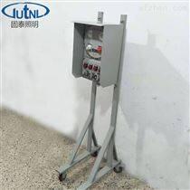 BXS-4/16A户外移动式防爆电源检修插座箱IIC