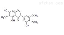 野鳶尾黃素 548-76-5