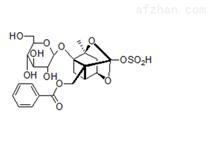 1146967-98-7芍藥苷亞硫酸酯