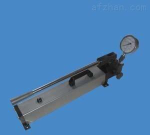 SYB-250超高压手动油泵