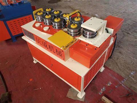全自动弯管机 耐用温室大棚冷弯机