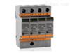 NKP-DY-I-100/385/4P100kA模块化B级电源防雷器