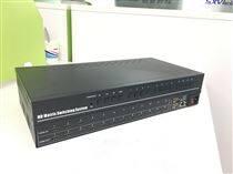 黑龙江中控9进9出HDMI高清矩阵支持ipad控制