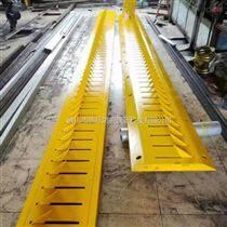 钢铸减速坡 地埋式高速公路阻车器 刺胎器