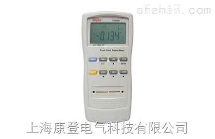 TH2661型手持式四探针测试仪