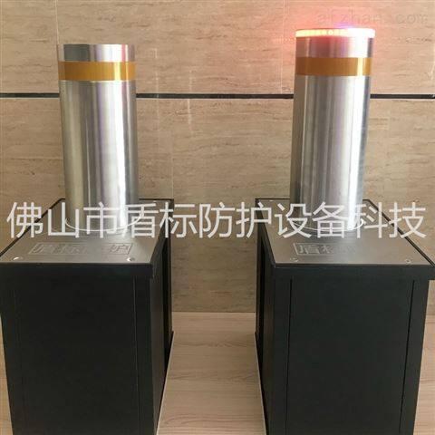 自动液压升降阻车装置路障-219直径升缩地桩