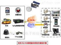 校车4G视频监控系统实时定位监控