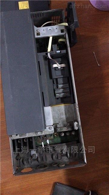 西门子MM440变频器故障维修