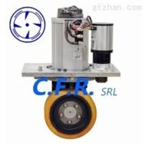 上海同普agv驱动轮意大利CFR舵轮MRT05小车驱动轮